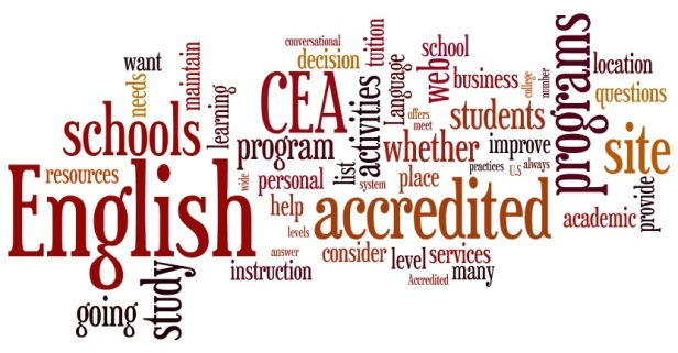 English school accreditation
