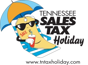 Tennessee Sales Tax Holiday - Aug 2-4, 2013