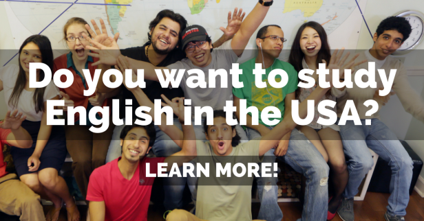 Do you want to study English in the USA-