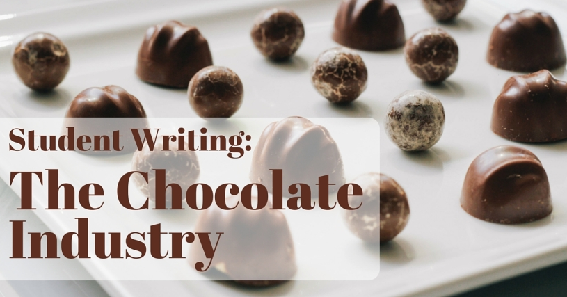 Research papers chocolate