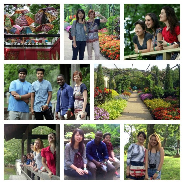 cheekwood-collage